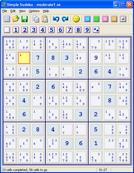Sudoku solver how to play — photo 1